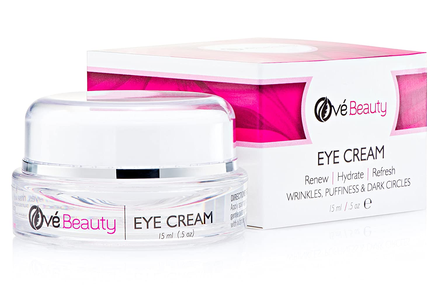 Hydrating Eye Cream to Reduce Wrinkles Puffiness & Dark ...