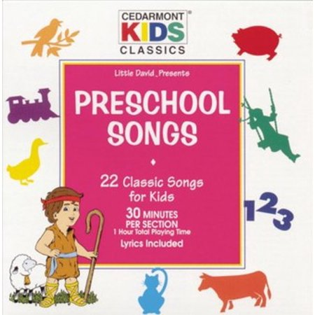 Classics: Preschool Songs (CD) Birthday Party Songs Cd