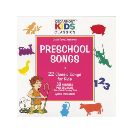 Classics: Preschool Songs (CD) - Preschool Halloween Song