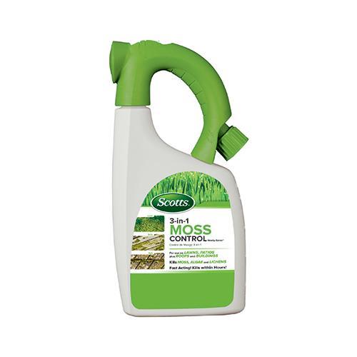 Scotts Ortho Roundup 3300610 Moss B Gon Liquid Moss Contr...