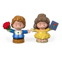 Disney Princess Belle & Prince Figure 2-Pack by Little People