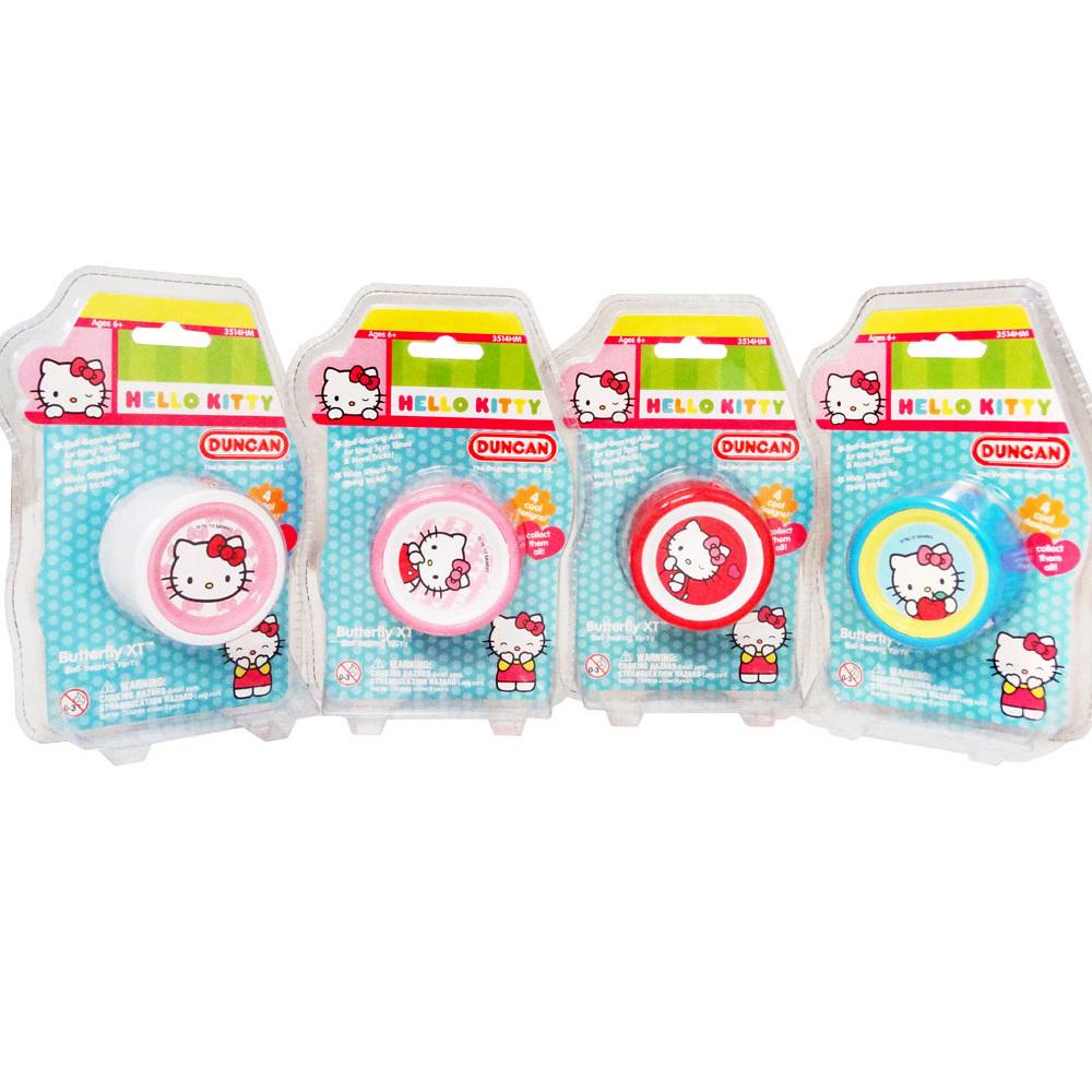 Duncan Hello Kitty Butterfly XT Yo-Yo - 4 Cool Designs