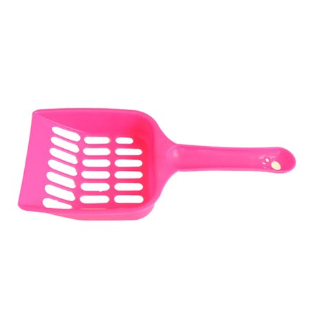 Image of Raypadula Durable Plastic Litter Scoop Plastic Cat Litter Shovel Lightweight, Plastic Pet Poop Shovel for Siamese, Calico, Maine Coon and Tabby Cats