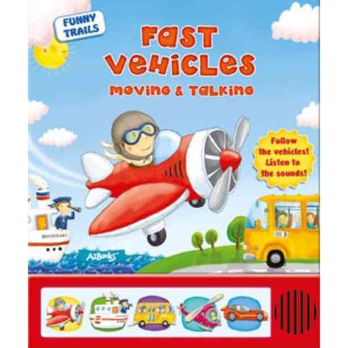 Fast Vehicles Moving & Talking