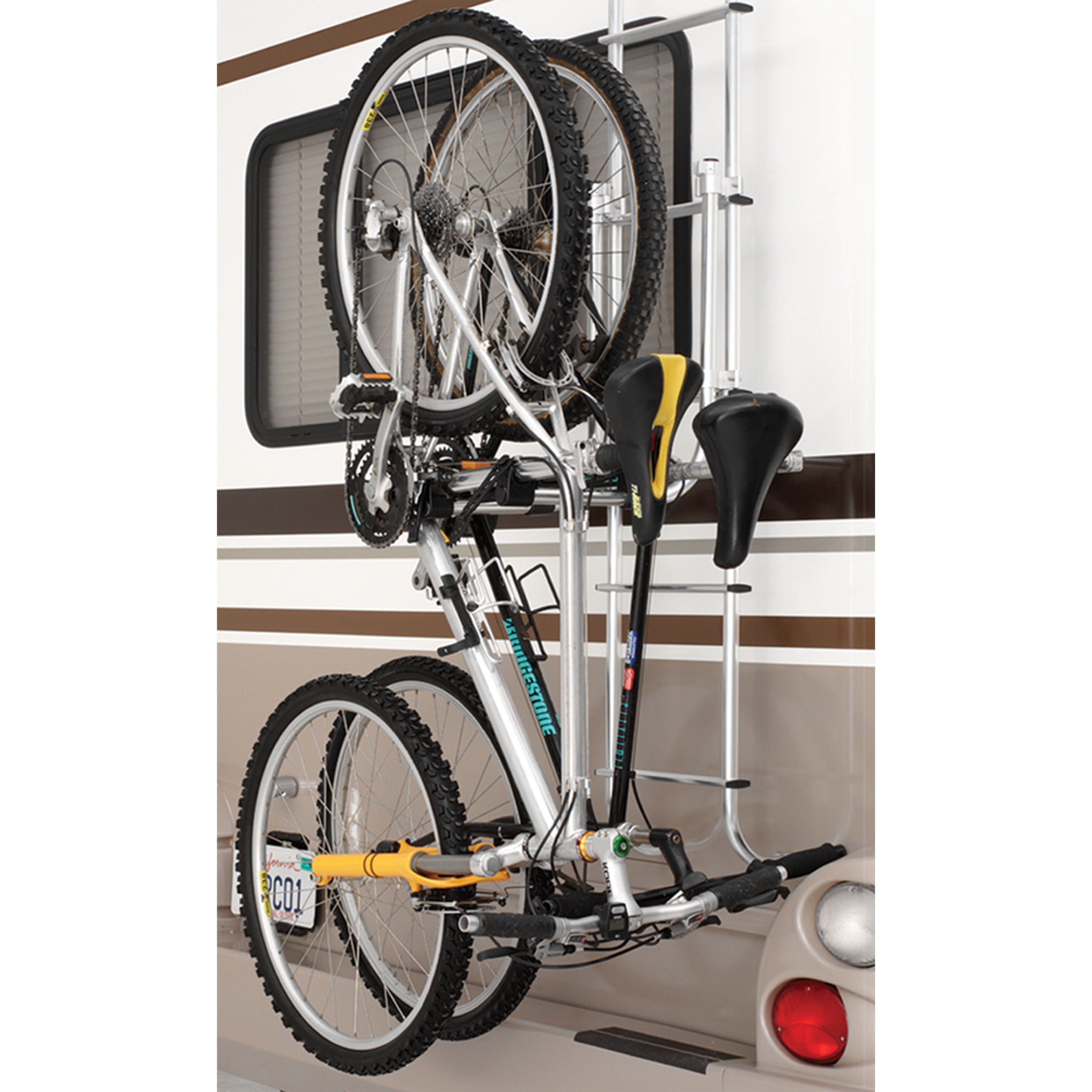 Surco Products 501BR Ladder Mounted Bike Rack by Surco Products, Inc.