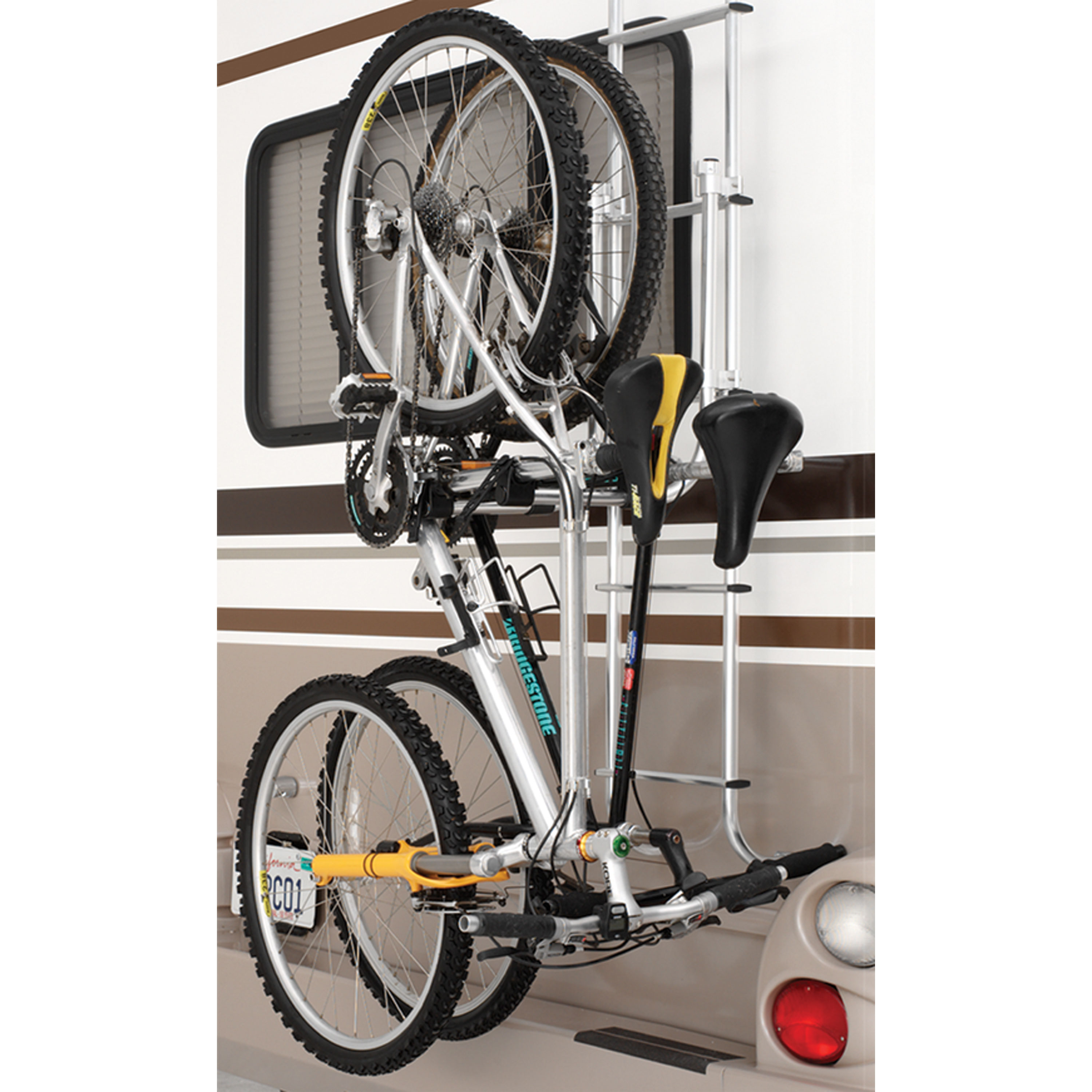 Surco Products 501BR Ladder Mounted Bike Rack