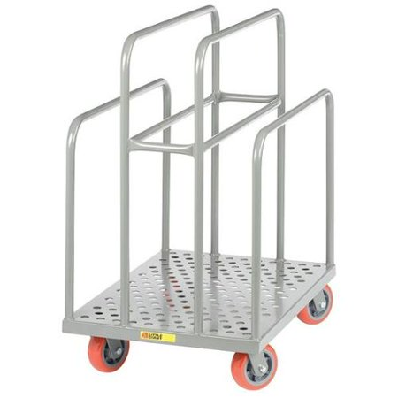Little Giant Lcp 2436 S 6Py Lumber Cart  Perforated Deck  24X36