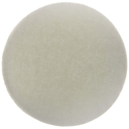 Fine Filter Pad (White) for Classic External Filter 2215 (3 Pieces), Completely neutral pad By Eheim