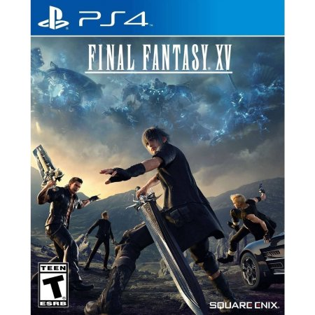 Final Fantasy XV (PS4) - Pre-Owned