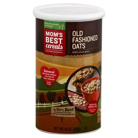 Mom's Best® Old Fashioned Oats 16 oz. Canister