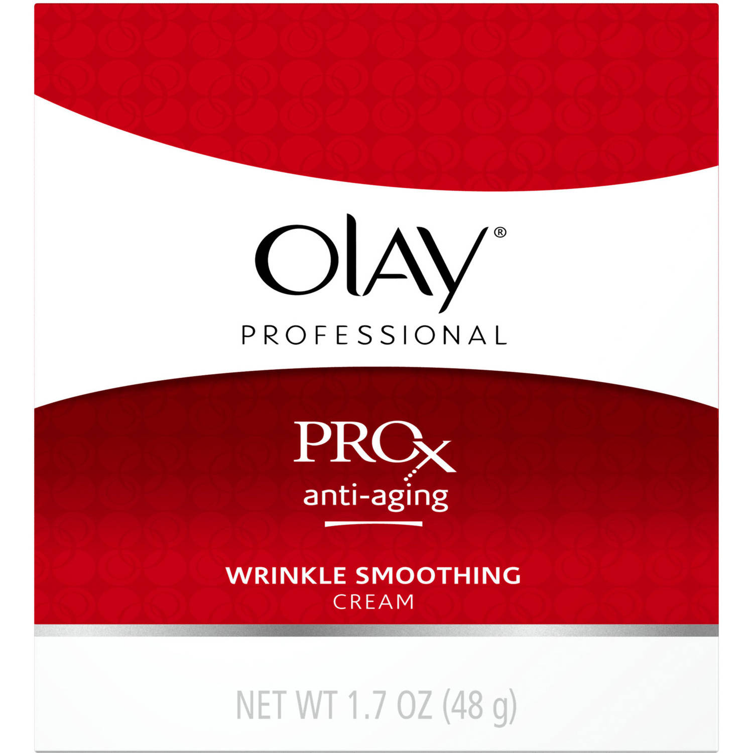 Olay Professional Pro-X Wrinkle Facial Smoothing Cream Anti Aging 1.7 Oz