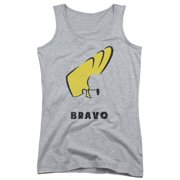 Johnny Bravo Johnny Hair Juniors Tank Top Shirt