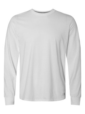 Russell Athletic Men's Essential Long Sleeve 60/40 Performance T-Shirt, Style 64LTTM