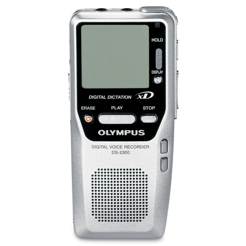 Olympus DS-2300 Digital Voice Recorder by Olympus