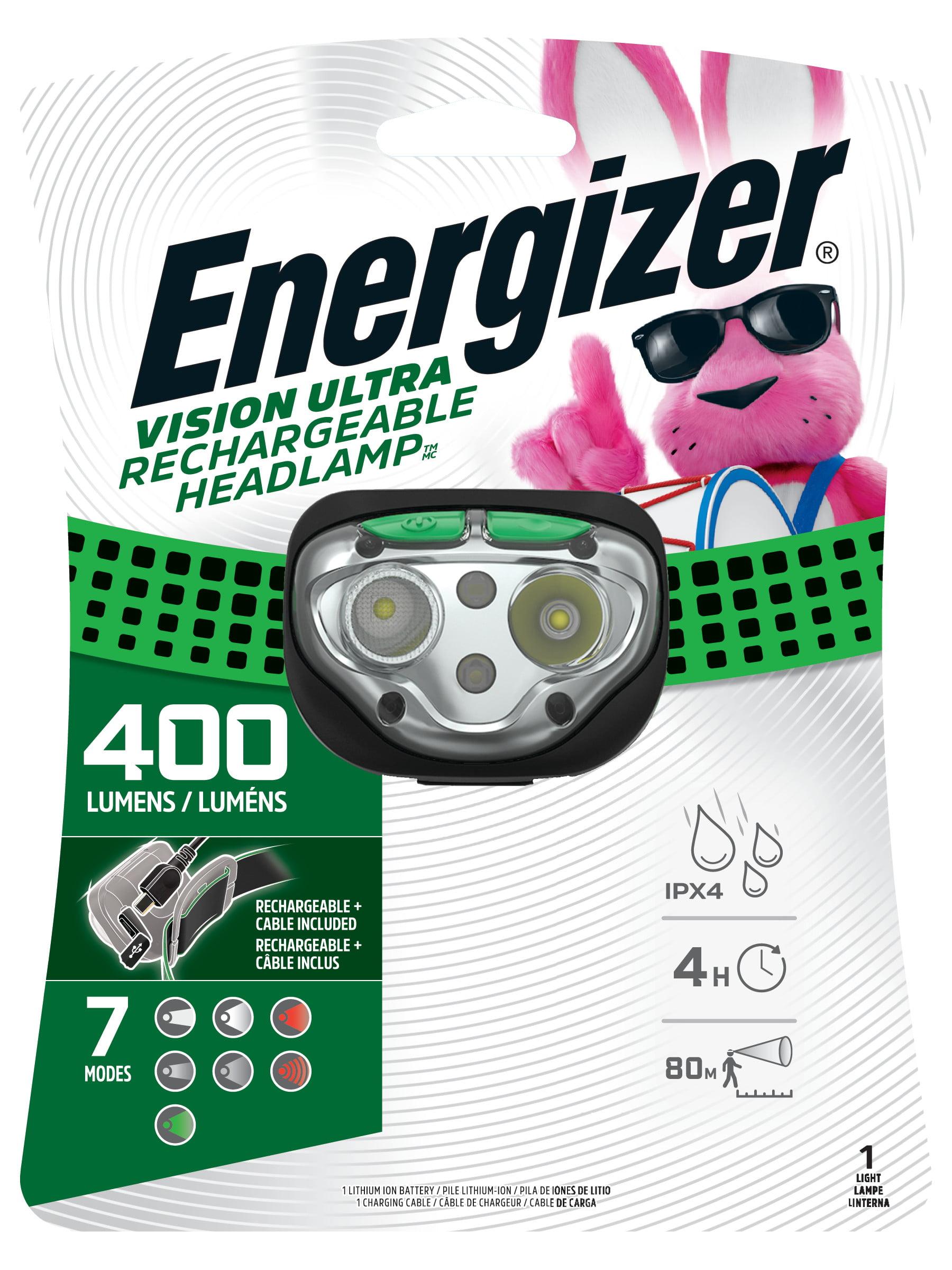 Linterna Vision Ultra HD LED Energizer