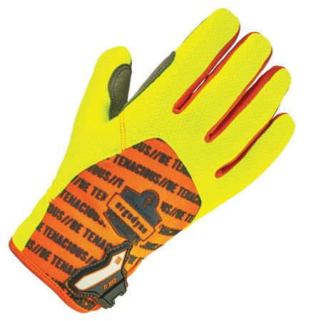 Ergodyne, ProFlex 812 Standard Hi-Vis Work Gloves
