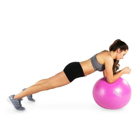 Tone Fitness Anti-burst Stability Ball 55cm