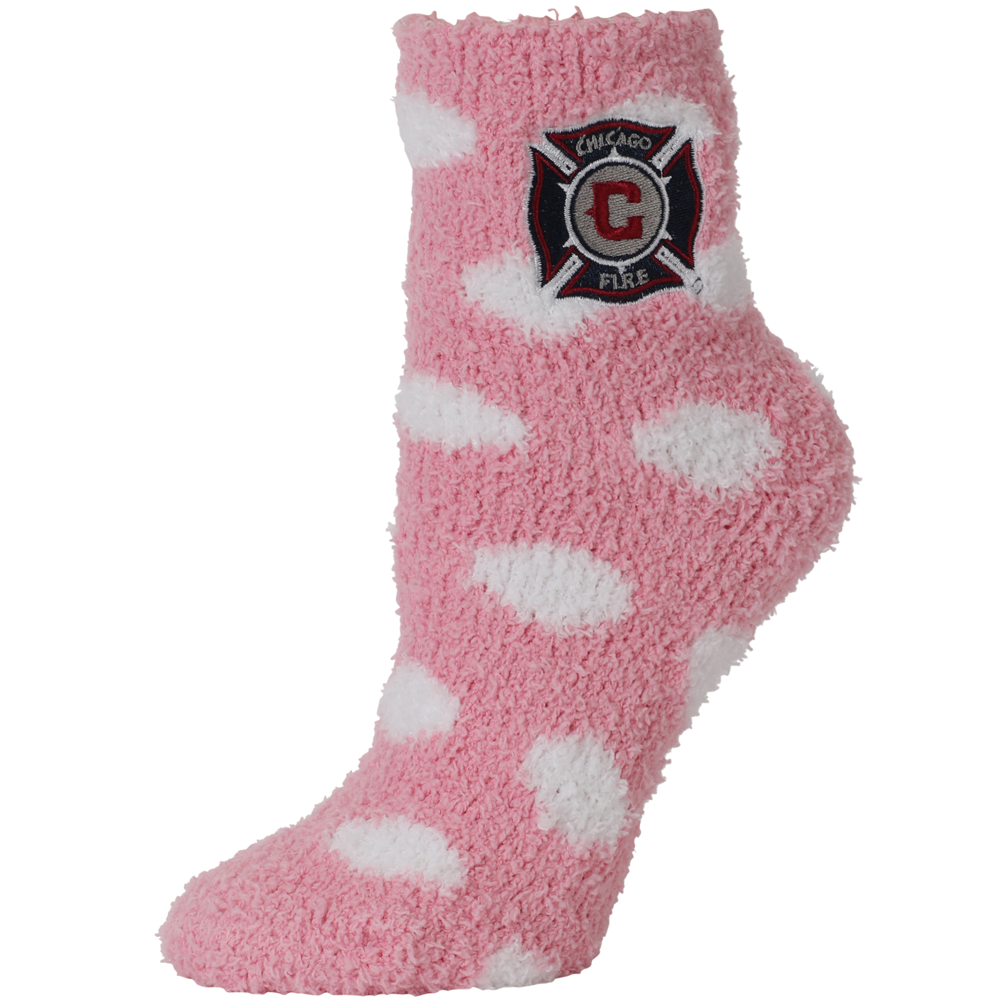 Chicago Fire ZooZatz Women's Fuzzy Socks - No Size