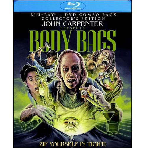 Body Bags (Blu-ray   DVD) (Widescreen)