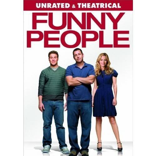 FUNNY PEOPLE (DVD) (ENG SDH/SPAN/FREN/DOL DIG 2.0)