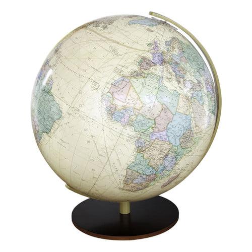 Columbus Globe Salzburg Illuminated Desktop Globe