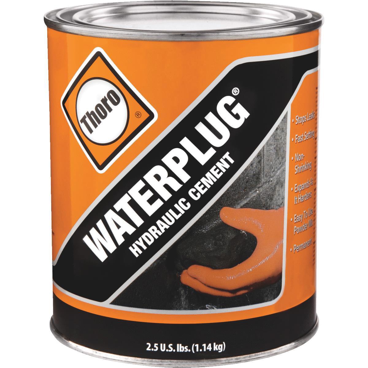 Waterplug Hydraulic Cement