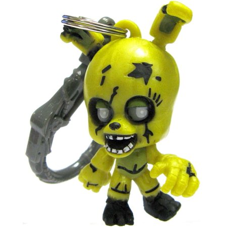 Five Nights At Freddys Fnaf Hangers Series 2 Plushtrap Collector Clip