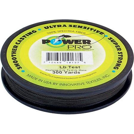 Power Pro Spectra Microfilament Braided Line 150 300 G Walmart Com