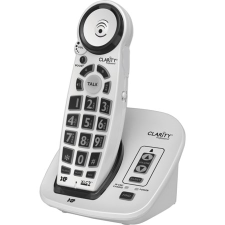 Clarity XLC2 DECT Cordless Phone - Cordless - 1 x Phone Line - Speakerphone