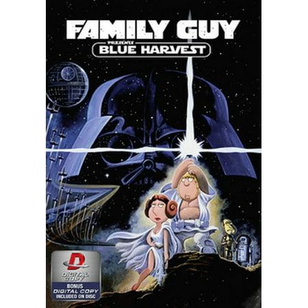 Family Guy Presents: Blue Harvest (DVD)