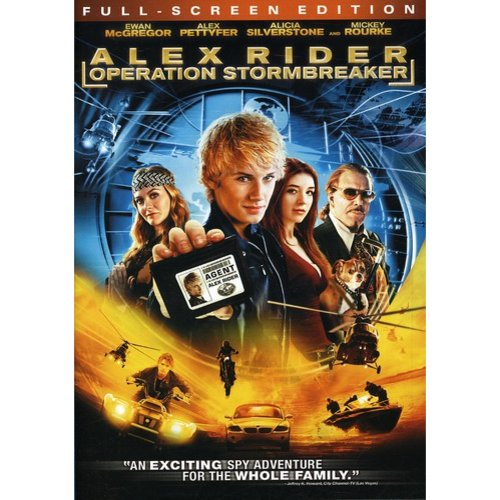 Alex Rider - Operation Stormbreaker (Full Screen Edition)