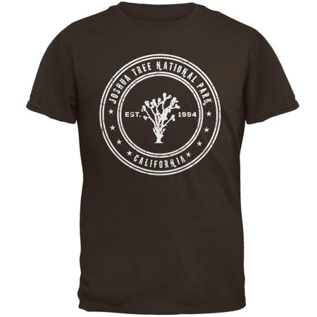 Joshua Tree National Park Mens T Shirt