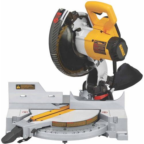 "DeWALT Power Tools DW713 10"" Single Bevel Miter Saw"