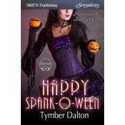 Happy Spank-O-Ween - eBook