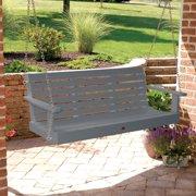 highwood® Weatherly Poly Lumber Porch Swing