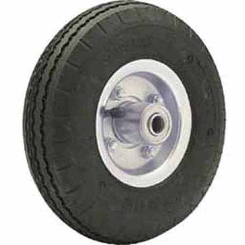 "Shepherd 9600 8"" x 2-1/2"" 5/8"" Hand Truck Replacement Wheel"