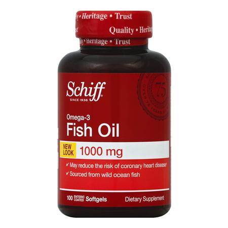 Schiff-Omega-3-Fish-Oil-1000mg-100-softgels-Omega-3-Supplement