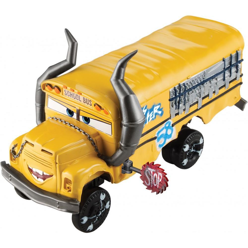 Disney/Pixar Cars 3 Talking Miss Fritter Vehicle - Walmart.com