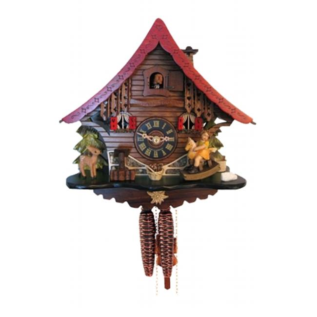 ENGS 4715 Engstler Weight-driven Cuckoo Clock - Full Size