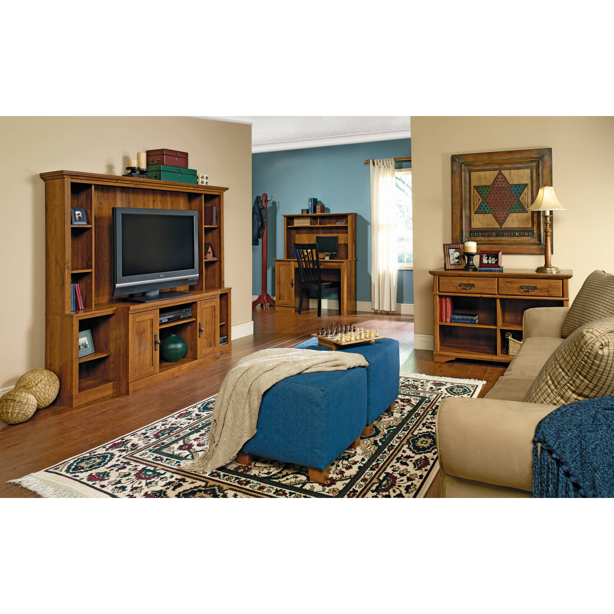 Sauder Harvest Mill Furniture Collection