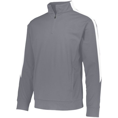 Augusta Youth Medalist 2.0 Pullover Grap/Whi S - image 1 de 1