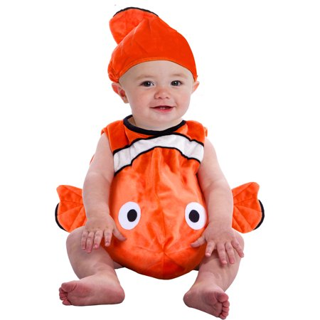 Clown Fish Bubble Infant Dress Up / Role Play - Infant Dress Up Costumes