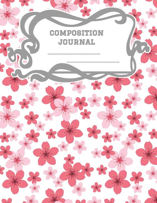 composition journal  a 8 5x11 inch matte softcover paperback notebook graph paper journal