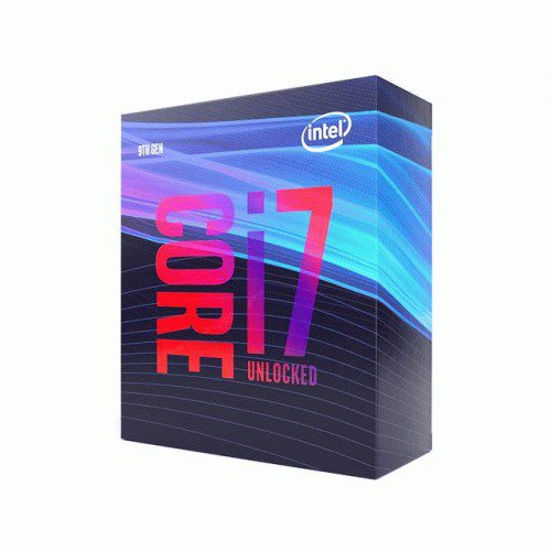 Intel Core i7-9700K Octa-core (8 Core) 3.6GHz Processor- Retail Pack