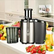 Juicer Extractor,Multi-Function Juicer Fruit Vegetable Juice Extractor Premium Food Grade Stainless Steel Kitchen