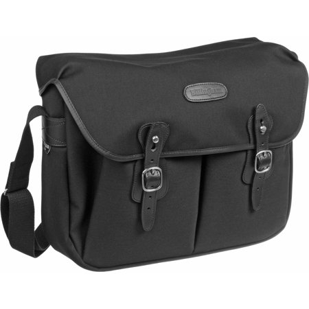 Billingham Hadley Shoulder Bag - Billingham Hadley Shoulder Bag Large Black/Black BI 503501-01