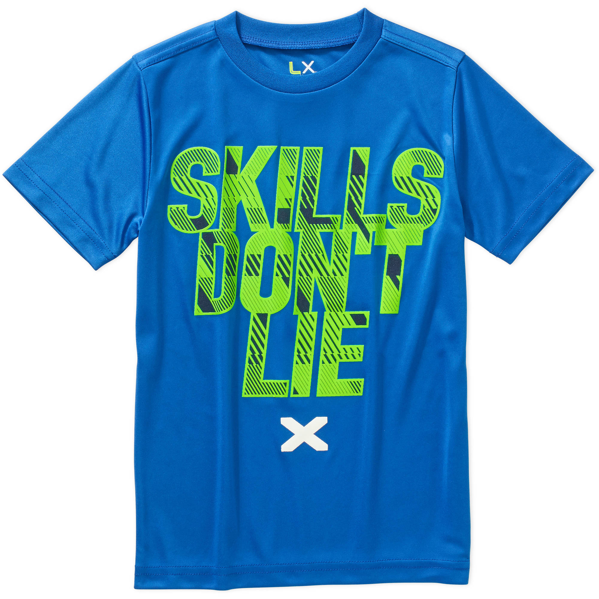 """Live Xtreme Boys' """"Skills Don't Lie"""" Graphic Active Tee"""