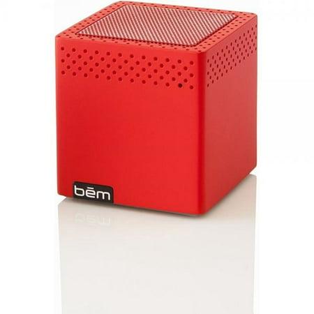 BEM Wireless HL2508C MINI MOBILE SPEAKER RED