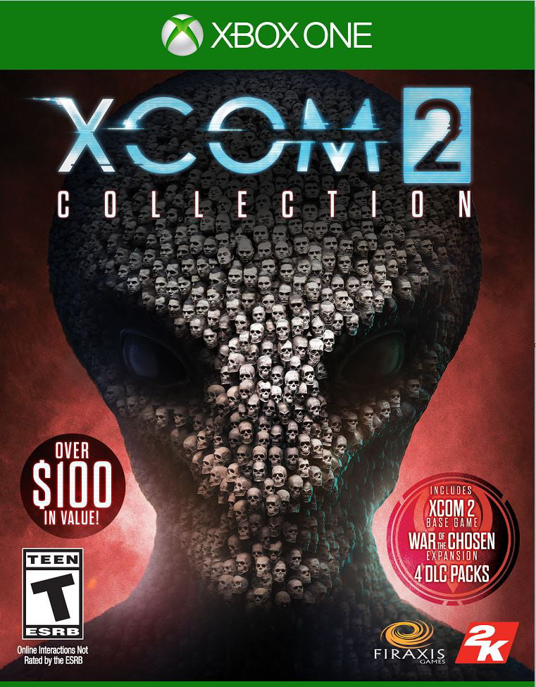 XCOM 2 Collection, 2K, Xbox One, 710425590122