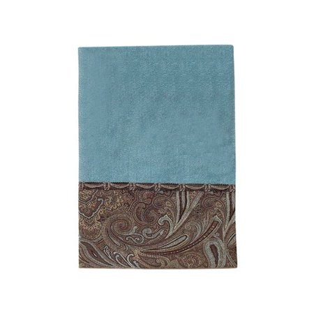 Bradford Embroidered Bath Towel - Multicolor